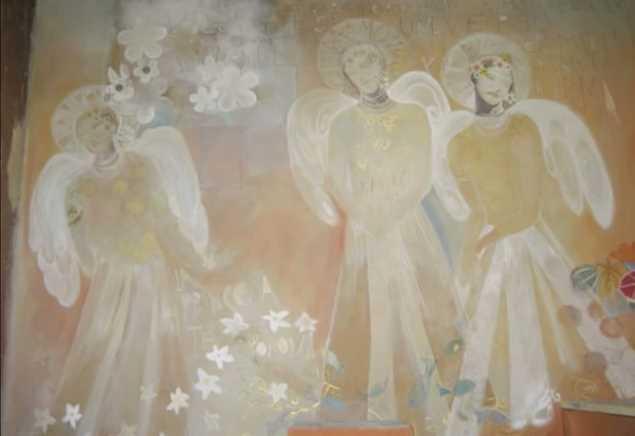 Projecte mural, 2011, La Eternitat,